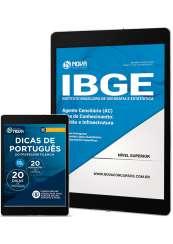 Download Apostila IBGE Pdf - Analista Censitário (AC): Gestão e Infraestrutura