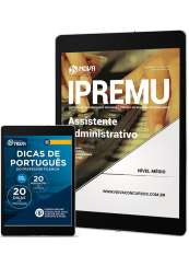 Download Apostila IPREMU-MG Pdf - Assistente Administrativo