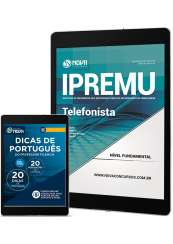Download Apostila IPREMU-MG Pdf - Telefonista