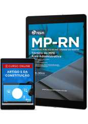 Download Apostila MP - RN Pdf - Técnico Área Administrativa