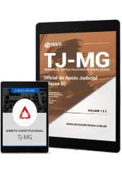 Download Apostila TJ-MG Pdf - Oficial de Apoio Judicial (Classe D)