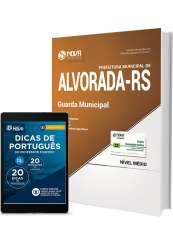Apostila Pref. de Alvorada - RS - Guarda Municipal