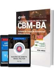 Apostila CBM-BA - Soldado do Corpo de Bombeiros Militar da Bahia