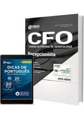 Apostila CFO-DF - Recepcionista