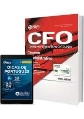 Apostila CFO-DF - Técnico Administrativo