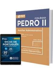 Apostila Colégio Pedro II - Auxiliar Administrativo