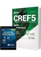 Apostila CREF 5ª Região - Agente Administrativo