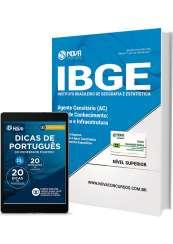 Apostila IBGE - Analista Censitário (AC): Gestão e Infraestrutura
