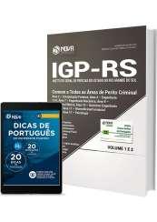 Apostila IGP-RS - Comum aos Cargos de Perito