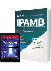 Apostila IPAMB-PA - Técnico Previdenciário