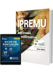 Apostila IPREMU-MG - Assistente Administrativo