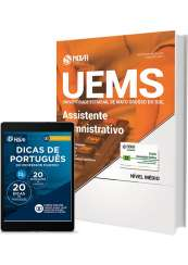 Apostila UEMS - Assistente Administrativo