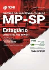 Apostila MP-SP - Estagiário (Graduação na Área de Direito)