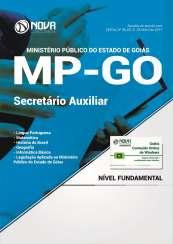 Apostila MP-GO - Secretário Auxiliar