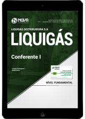 Download Apostila LIQUIGÁS - Conferente I (PDF)
