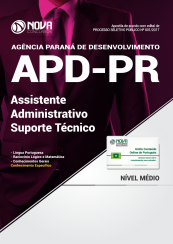 Apostila APD-PR - Assistente Administrativo