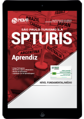 Download Apostila SPTURIS (São Paulo Turismo S.A) PDF - Aprendiz