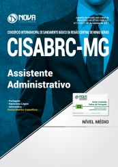 Apostila CISABRC-MG - Assistente Administrativo