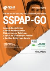 Apostila SSPAP-GO - Auxiliar de Serviços Gerais