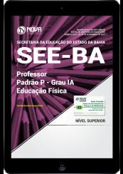 Download Apostila SEE-BA PDF - Professor Padrão P – Grau IA - Educação Física