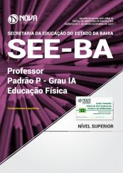 Apostila SEE-BA - Professor Padrão P – Grau IA - Educação Física