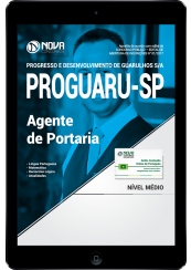 Download Apostila PROGUARU-SP PDF - Agente de Portaria