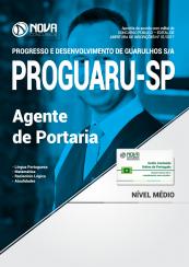 Apostila PROGUARU-SP - Agente de Portaria