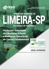 Apostila Prefeitura de Limeira-SP - Professor Substituto de Educação Infantil e Ensino Fundamental