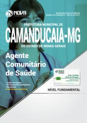 Apostila Prefeitura de Camanducaia - MG - Agente Comunitário de Saúde