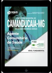 Download Apostila Prefeitura de Camanducaia - MG PDF - Agente Comunitário de Saúde