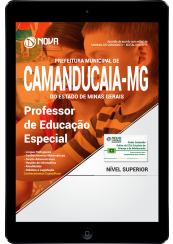 Download Apostila Prefeitura de Camanducaia - MG PDF - Professor de Educação Especial