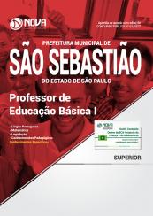 Apostila Prefeitura de São Sebastião - SP - Professor de Educação Básica I