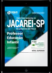 Download Apostila Prefeitura de Jacareí - SP PDF - Professor Educação Infantil