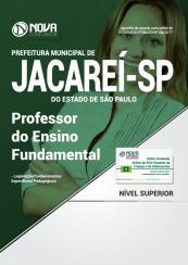 Apostila Prefeitura de Jacareí - SP - Professor do Ensino Fundamental