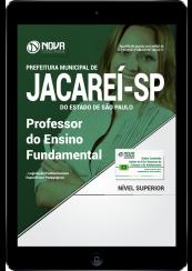 Download Apostila Prefeitura de Jacareí - SP PDF - Professor do Ensino Fundamental