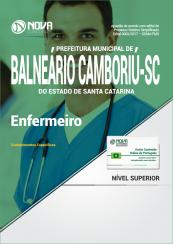 Apostila Prefeitura de Balneário Camboriú - SC - Enfermeiro