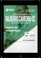 Download Apostila Prefeitura de Balneário Camboriú - SC PDF - Agente de Alimentação