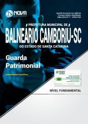 Apostila Prefeitura de Balneário Camboriú - SC - Guarda Patrimonial
