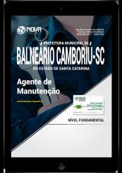 Download Apostila Prefeitura de Balneário Camboriú - SC PDF - Agente de Manutenção