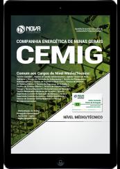 Download Apostila CEMIG - MG PDF - Comum aos Cargos de Nível Médio/Técnico