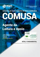 Apostila COMUSA - RS - Agente de Leitura e Apoio