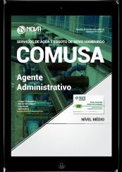 Download Apostila COMUSA - RS PDF - Agente Administrativo