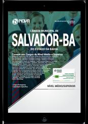 Download Apostila Câmara Municipal de Salvador - BA PDF - Comum aos Cargos de Nível Médio e Superior