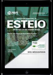 Download Apostila Prefeitura de Esteio - RS PDF - Comum aos cargos de Nível Médio/Superior