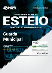 Apostila Prefeitura de Esteio - RS - Guarda Municipal