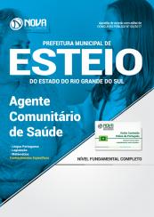 Apostila Prefeitura de Esteio - RS - Agente Comunitário De Saúde