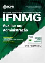 Apostila IFNMG - Auxiliar em Administração