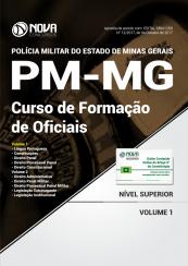 Apostila PM-MG - Curso de Formação de Oficiais