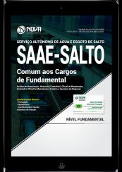 Download Apostila SAAE-SP PDF - Comum aos Cargos de Nível Fundamental