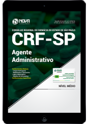 Download Apostila CRF-SP PDF - Agente Administrativo